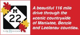 M22 Scenic Drive Lake Michigan Circle Tour