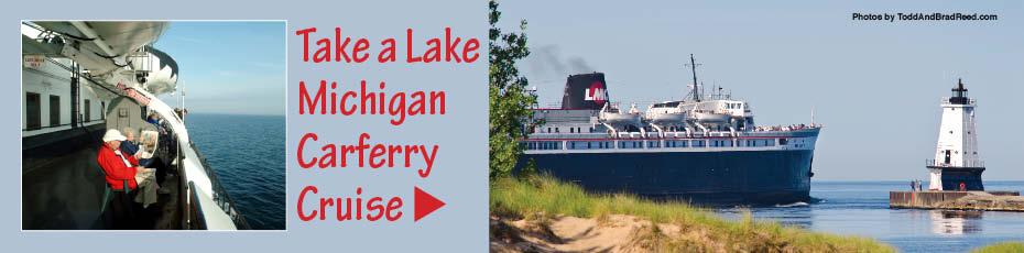 Lake Michigan Circle Tour Shortcut